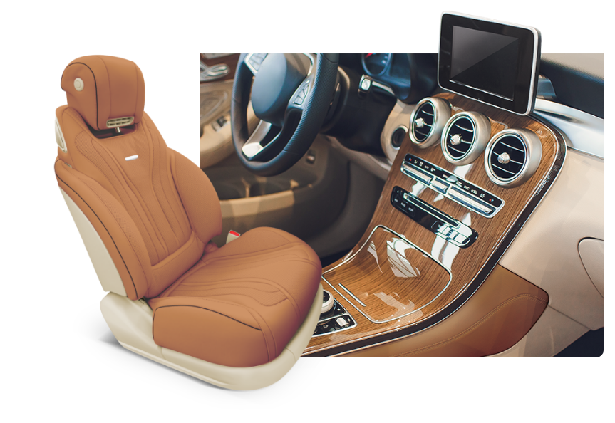 driving comfort thermal effusivity